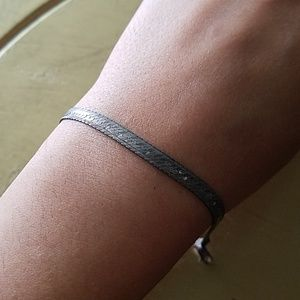 Jewelry - .925 Sterling Silver Milor Bracelet